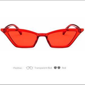 Accessories - Fashion Cat Eye Sunglasses Women Luxury Style